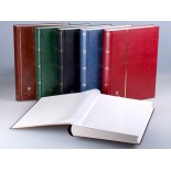 Classeurs Timbres Edelweis 64 pages blanches