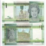 Banknotes Jersey Pick N° 32 - 1 Pound