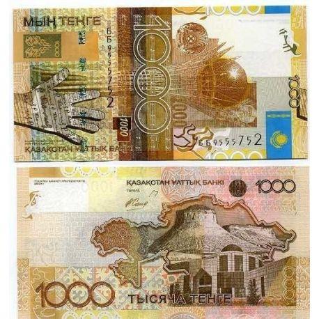Billet de banque Kazakhstan Pk N° 30 - 1000