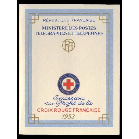 Timbre France Carnet Croix Rouge N° 2002 neuf sans charnière