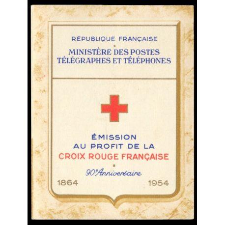 Timbre France Carnet Croix Rouge N° 2003 neuf sans charnière
