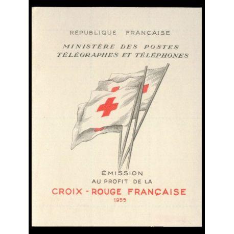 Timbre France Carnet Croix Rouge N° 2004 neuf sans charnière