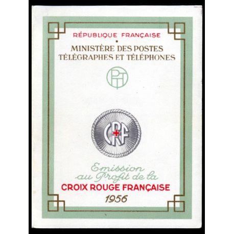 Timbre France Carnet Croix Rouge N° 2005 neuf sans charnière