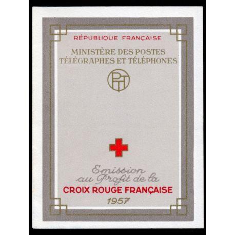 Timbre France Carnet Croix Rouge N° 2006 neuf sans charnière
