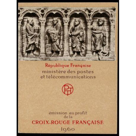 France Carnet Croix Rouge N° 2009 Neuf(s) sans charnière