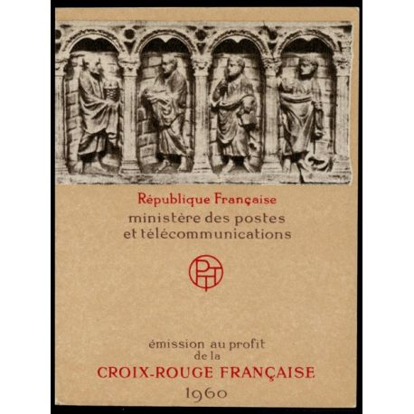 Timbre France Carnet Croix Rouge N° 2009 neuf sans charnière