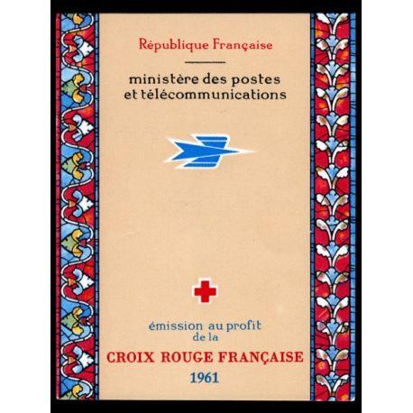 Timbre France Carnet Croix Rouge N° 2010 neuf sans charnière