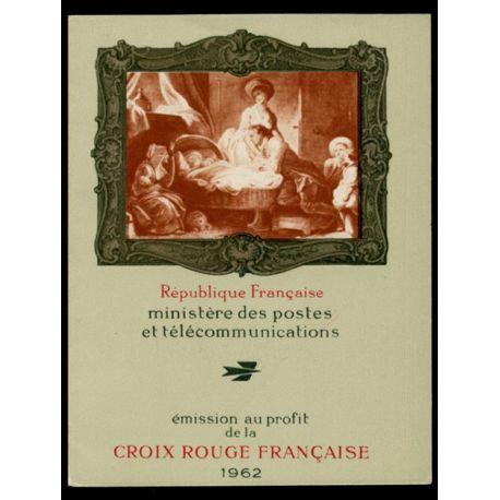 Timbre France Carnet Croix Rouge N° 2011 neuf sans charnière