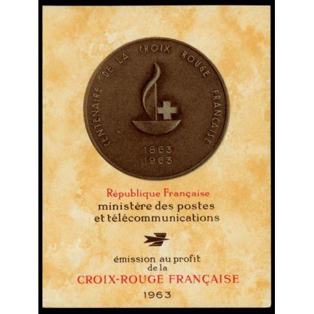 Timbre France Carnet Croix Rouge N° 2012 neuf sans charnière
