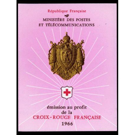 Timbre France Carnet Croix Rouge N° 2015 neuf sans charnière