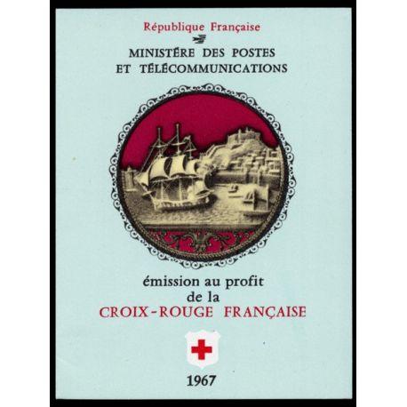 Timbre France Carnet Croix Rouge N° 2016 neuf sans charnière