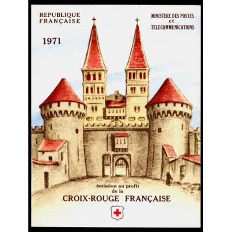 Timbre France Carnet Croix Rouge N° 2020 neuf sans charnière