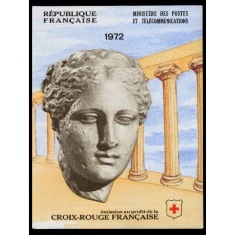Timbre France Carnet Croix Rouge N° 2021 neuf sans charnière