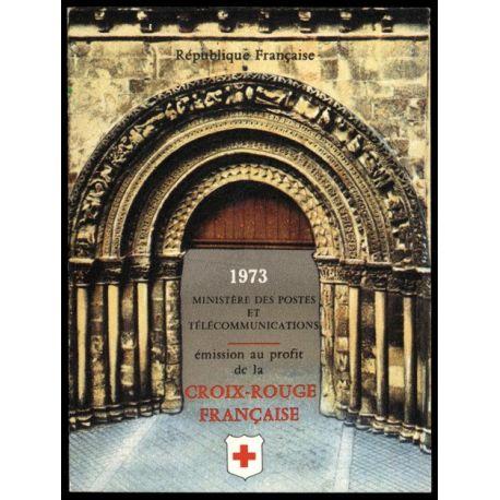 Timbre France Carnet Croix Rouge N° 2022 neuf sans charnière