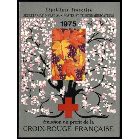 Timbre France Carnet Croix Rouge N° 2024 neuf sans charnière