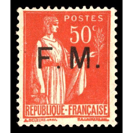 France FM N° 7 Neuf(s) sans charnière