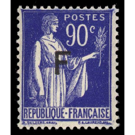 France FM N° 10 Neuf(s) sans charnière