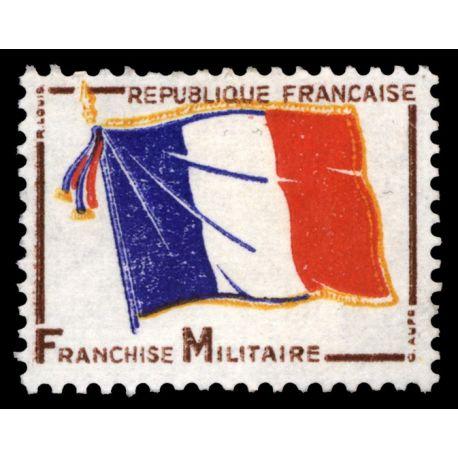 France FM N° 13 Neuf(s) sans charnière