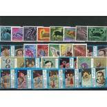 Colección de sellos Astrología usados