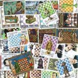 Colección de sellos Fracasos usados