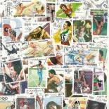 Olympic stamp collection used Games Summer Barcelona