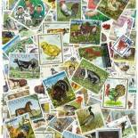 Animal stamp collection Of the Farm used
