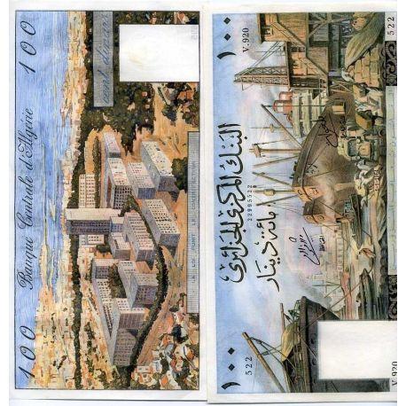 Algerien - Pk Nr. 125-100 Dinar banknote
