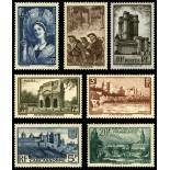 Timbres France Série N° 388/394 neuf sans charnière