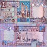 Billet de collection Libye Pk N° 62 - 1/4 Dinar