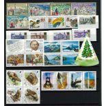 Briefmarke Russland neues ganzes Jahr 2004