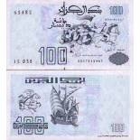 Billet de collection Algerie Pk N° 137 - 100 Dinars