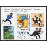 Stamp France Block N° 28 nine without hinge