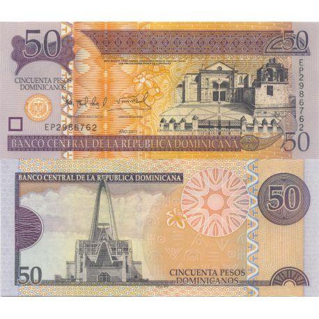 Dominicaine Repu. - Pk N° 9999 - Billet de 50 Pesos