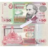 Billets collection Uruguay Pk N° 87 - 50 Pesos