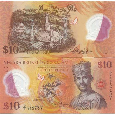 Brunei - Pk N° 9999 - Billet de 1 Ringgit