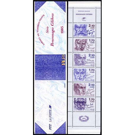 Timbre France Carnet N° 2360 neuf sans charnière