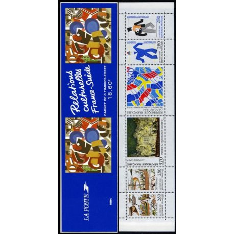 France Carnet N° 2872 Neuf(s) sans charnière