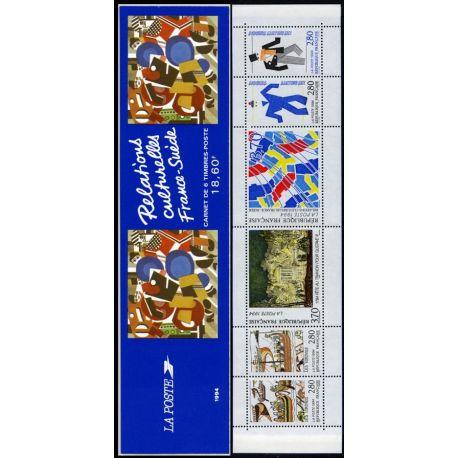 Timbre France Carnet N° 2872 neuf sans charnière