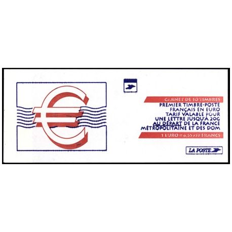 Timbre France Carnet N° 3215A neuf sans charnière