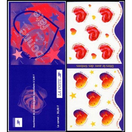 France Carnet N° 3221A Neuf(s) sans charnière