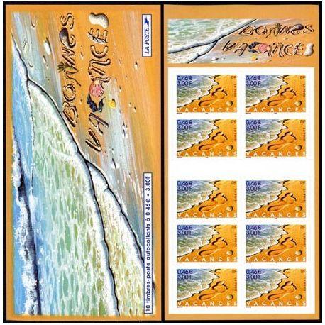 Timbre France Carnet N° 3400A neuf sans charnière