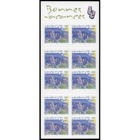 France Carnet N° 3672 Neuf(s) sans charnière