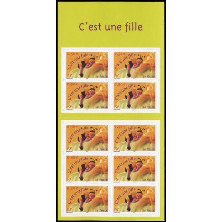 Timbre France Carnet N° 3634 neuf sans charnière