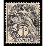 Timbre France N° 107 neuf sans charnière