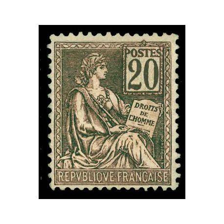 Timbre France N° 113 neuf sans charnière