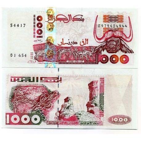 Algerie - Pk N° 142 - Billet de 1000 Dinars