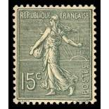 Timbre France N° 130 neuf sans charnière