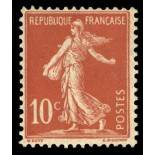 French stamps N° 134 Mint NH