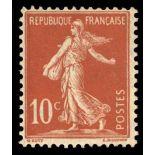 Timbre France N° 134 neuf sans charnière