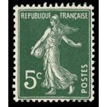 Timbre France N° 137 neuf sans charnière